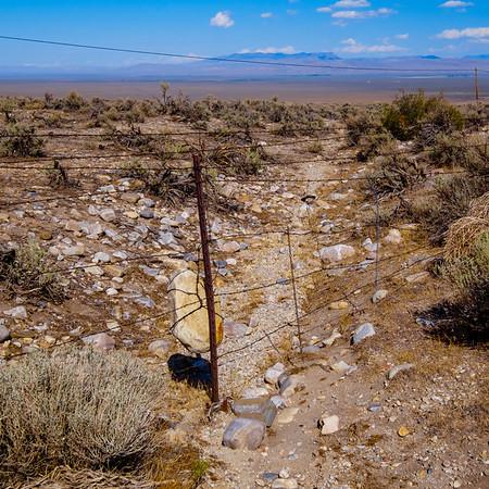 Nevada fence tensioner.